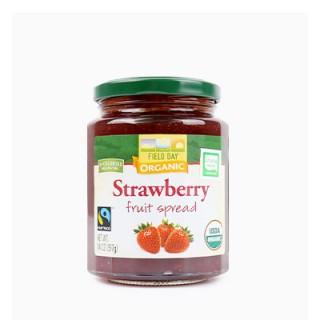 유기농 딸기 스프레드 397g