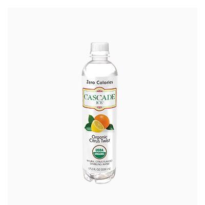 유기농 스파클링워터 레몬/오렌지 509ml