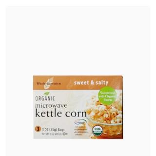 유기농 전자렌지용 팝콘(케틀콘) 255g (85gx3ea)