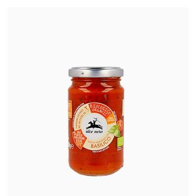유기농 토마토 바질 파스타 소스 350g