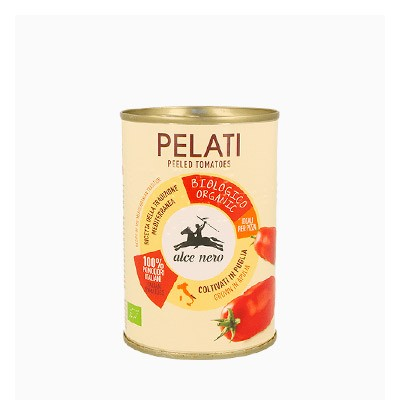 유기농 박피 홀 토마토 450g