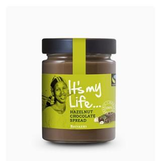 유기농 헤이즐넛 초콜릿 스프레드 270g